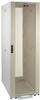 42U SmartRack White Standard-Depth Rack Enclosure Cabinet with doors, side panels & shock pallet packaging -- SR42UWSP1 -- View Larger Image