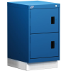 L Cabinet, with Base (18