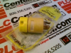 CONNECTOR, AC POWER, PLUG, 10A, 250V; CONNECTOR TYPE:ELECTRICAL AC POWER; SERIES:SUPER-SAFEWAY; CURRENT RATING:10A; CONNECTOR COLOR:YELLOW; CONNECTOR -- 2407 - Image