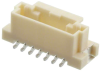 Rectangular Connectors - Headers, Male Pins -- WM10867TR-ND -Image