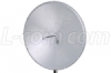 5.4 GHz 32 dBi 802.11a Solid Parabolic Dish Wireless LAN Antenna -- HG5432D