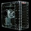 Sunbeam 9 Bay Acrylic Case - Clear -- 23104