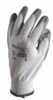 11-800 205571 - Ansell HyFlex Work Gloves, nitrile-coated nylon, size 8 -- GO-81611-32