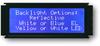 LCD Character Display Module -- ASI-G-204AAS-LJ-EWS/W - Image