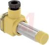 Sensor, Inductive; M18 x 1; 10 to 30 VDC; 200 mA (Max.); 1000 Hz; Brass -- 70034953