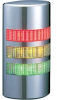 LIGHT TOWER,3 - LIGHT,24V AC/DC,RED,YELLOW,GREEN,WALL MOUNT -- 70038743