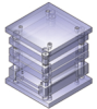 Euro-Series Mold Base -- L10-01 Series - Image