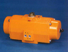 E & P Series Pneumatic Rack and Pinion Rotary Actuators -- E100 - Image