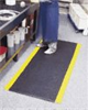 24087 - Wearwell Ultra-Tred Armor Cote Mat, Custom lengths, 3'W -- GO-81853-08