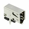 USB, DVI, HDMI Connectors -- 123-A-IEE-DIP-ND - Image