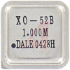 Clock Oscillator, 5 V, 8-Pin, 0 to 70 Deg C, 100 ppm, 1.0 MHz -- 70200458 - Image