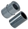 Female Adaptor Threaded x Socket PVC Threaded Pipe Fittings -- 27249