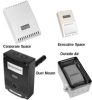 Greystone CDD Carbon Dioxide Detectors -- CDD1A4000 -- View Larger Image