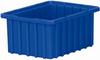 Divider, Akro-Grid Divider Box 10-7/8 x 8-1/4 x 5 -- 33105BLUE - Image