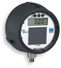 Digital Gauge,30 In Hg VAC to 100 Psi -- 4AZW5 - Image