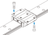 Linear Motion Guide SHW -- SHW14CAM -Image