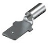 Male Non-Insulated Quick Fit Terminal -- 8284 -Image