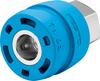 Quick coupling socket -- NPHS-D6-P-G12F - Image