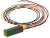 PZS001 - Piezo-Electric Actuator Fitted with a Strain Gauge -- PZS001