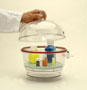 Thermo Scientific Nalgene Transparent Classic Design Desiccator; PC -- se-08-642-7