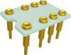 Relay Sockets, Solder Dip/8 Pin -- G6K2PY-8P-BL52