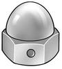 Acorn Nut,1/2-13 -- 6RA63