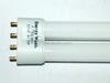 55 Watt, 4-Pin Cool White Long Single Twin Tube CFL Bulb -- B504552