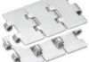 Slat And Conveyor Chain -- Steel Chain 810 (Straight)
