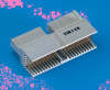 Type A Right Angle Male for Daughter Card Connectors Series 8072