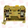 WEIDMULLER SAKR ( TERMINAL BLOCK, WITH DISCONNECT, 10 AMP, 400 V, SCREW TERMINAL ) -Image