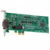 1 Port RS422/485 Low Profile PCI Express Serial Card -- PX-376 - Image