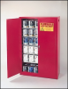 Eagle PI4510 EAGLE Red Paint & Ink Safety Cabinets 60 Gallon -- 048441-33387