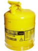 Justrite 7150200 Safety Cans (Each) -- B61652001