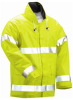 Class 3 Fluorescent Jacket w/2