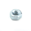"1""-8 Gr. 2 Finished Hex Nut, Trivalent -- NG2FHN10008T"