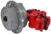 Caliper Spring Applied / Pneumatic Released Brake -- A300-T300 SA -Image