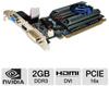 Galaxy 52GPS4HX2LXX GeForce GT 520 Video Card - 2GB, DDR3, P -- 52GPS4HX2LXX