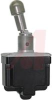 Switch; Toggle; 2 Position; DPST; ScrewTerminals; Locking Lever Type; 15 Amps -- 70118893