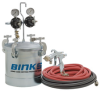 Pressure Tank Spray Outfit -- SV100 2 Gallon Pressure Feed Outfit