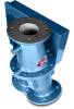 Pneumatic Conveying Diverter Valves -- View Larger Image