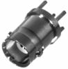 RF Coaxial Board Mount Connector -- RFB-1115-4 -Image
