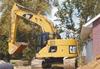 321D LCR Hydraulic Excavator