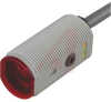 Sensor, Photoelectric, M18 Axial, Diffuse-Reflective, NPN, 1 Meter Range, Cable -- 70014501 - Image