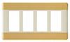 Standard Wall Plate -- SWS264-LABB