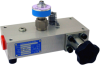 Flow Turbine with Load Cell, Up to 200 GPM (750 LPM)