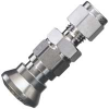 Female Quick Coupling -- Stainless Steel