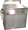 Self Contained Ultrasonic Cleaner -- 2 Stage Stencil Cleaning System - Image
