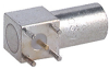 RF Coaxial Board Mount Connector -- 85QLA-01-0-2 -Image