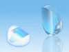 Cylinder Lense -- Plano-Convex Circular Lens - Image