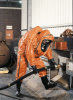 Protective Cloth for Optimum Protection Against Chemicals and Gases -- ContiBarrierSystem®